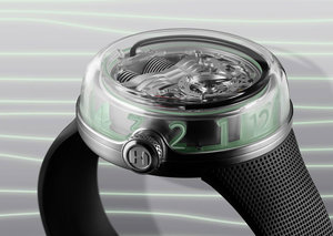 The HYT H5; a $55,000 combination of science and watchmaking