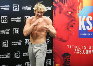 "Logan Paul on fighting Conor McGregor: ""I am a lot bigger than him"""