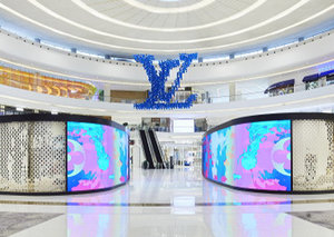 Louis Vuitton opens cool new pop-up store at Dubai Mall