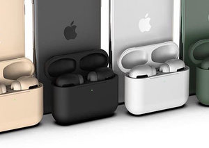 New AirPods Pro will come in four new colours