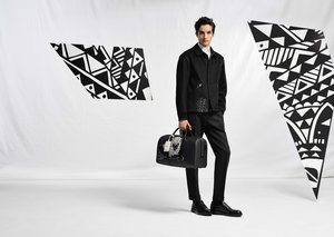 The Boss X Meissen capsule collection has launched in Dubai