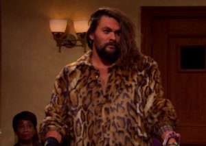 Watch Jason Momoa's hilarious Saturday Night Live appearance