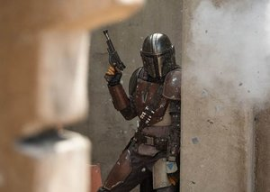 Star Wars fans excited for Disney's new Mandalorian show