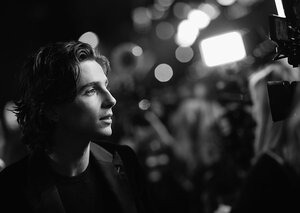 Timothée Chalamet has been named 2019's most influential man in fashion