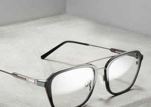 The Calvin Klein x Flexon Eyewear collection has arrived
