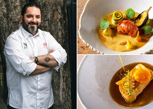 Enjoy meals from world-famous chefs in Abu Dhabi