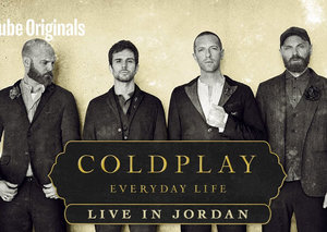 Coldplay will perform in Jordan for first time ever