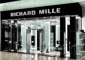 Richard Mille expands its boutique in Dubai Mall