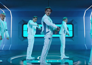 K-Pop group SuperM release Korea Air safety video