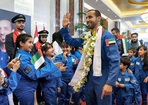 Emirati astronaut Hazzaa AlMansouri, Bake Off's Nadiya Hussain to headline Dubai Litfest 2020