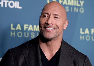 "Dwayne Johnson to star in his ""first true dramatic role"""