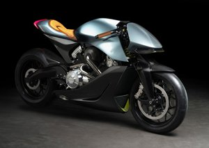 Aston Martin unveils first-ever motorcycle