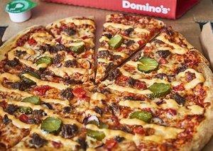 Domino's official pizza provider of Expo 2020 Dubai