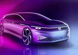 Volkswagen unveils new ID concept car for LA Auto Show