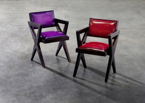 The Berluti revives Pierre Jeanneret's Chandigarh furniture