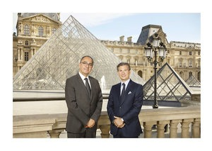 Vacheron Constantin is partnering with the prestigious Musée du Louvre
