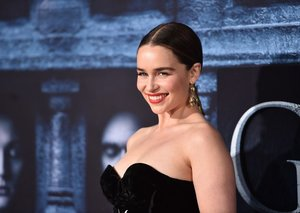 Emilia Clarke wants to be the first female James Bond