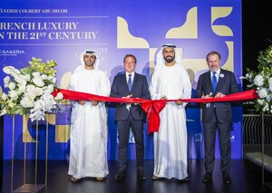 The Galleria Al Maryah Island has officially launched Flânerie Colbert Abu Dhabi