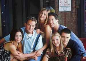 A Friends reunion special is apparently in the works at HBO Max