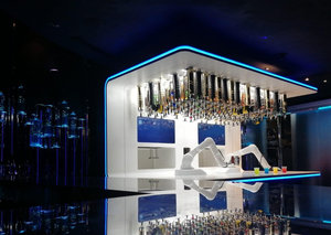 Meet Makr Shakr, Dubai's first robotic bartender at Cavalli Club