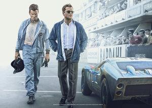 Ford v Ferrari roars to box office success