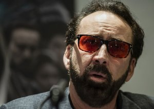 Nicolas Cage and his 'The Unbearable Weight of Massive Talent'