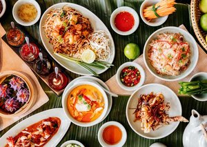 """The Thai Kitchen Dubai Review: """"there's life in the old girl yet"""""""