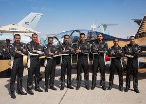 Breitling launches new UAE Avenger model
