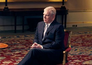 Buckingham Palace denies claims that Prince Andrew made racist comments against Arabs