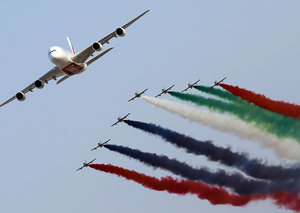 Video: Best of Dubai Air Show