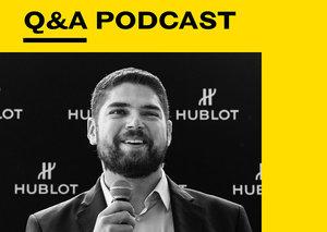 David Tedeschi on what makes Hublot tick
