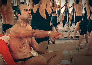 Bikram Choudhury, the subject of the new Netlix Doc, is going on tour next year