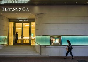LVMH gets some serious bling after it agrees to buy Tiffany for $16.2 billion