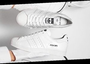 Adidas and Prada have reimagined one of the sneaker world's most iconic shoes