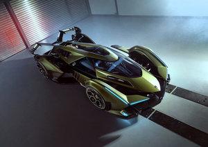 Lamborghini unveils insane new Vision GT