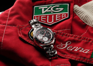 TAG Heuer unveils new timepieces in honour of F1 legend Ayrton Senna