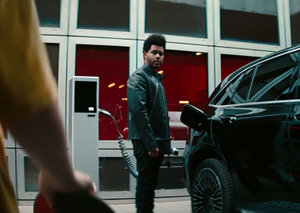 The Weeknd teases new song in Mercedes-Benz commercial