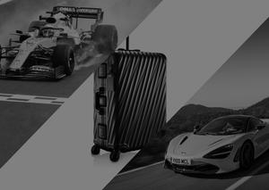 McLaren announces Tumi as official luggage partner