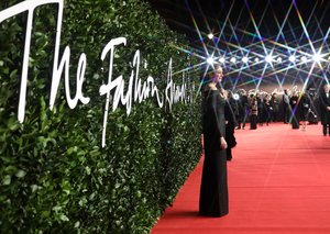 PHOTOS: Red Carpet arrivals at the British Fashion Awards 2019
