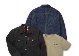 Levi's introduces its collaboration with Bape at Sole DXB