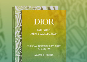 Live: Watch the Dior pre-Fall 2020 show in Miami