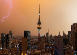 Kuwait City has just been named the world's worst city for expats to live and work