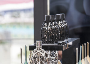 PHOTOS: Launch of the F1 fragrance at the Formula 1 Etihad Airways Grand Prix
