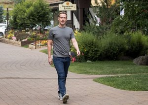 New video goes inside the home of Mark Zuckerberg and Priscilla Chan