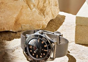 Omega's new James Bond Seamaster might be 007's best watch yet
