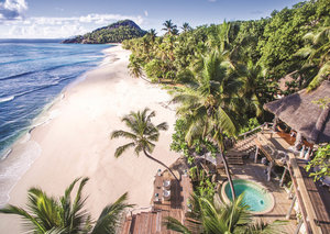 There's a new five-star hotel in the Seychelles