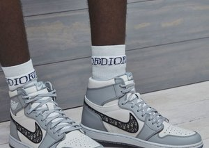 A first look at the Dior Air Jordan 1