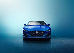 Jaguar has unveiled its new F-Type