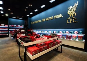 Calling all Liverpool FC fans: First official store opens in Dubai