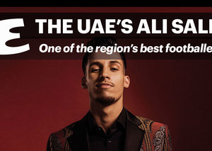 VIDEO: Ali Saleh the golden boy of UAE football spills all
